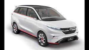 Daihatsu Mpv Wait For Daihatsu Dn Multisix Mpv Launch To Hit On Toyota Innova