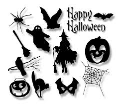 Cat Silhouette Halloween Free Halloween Silhouette Clipart 57