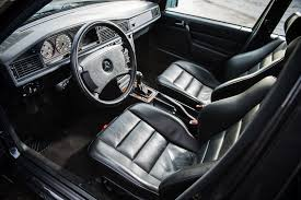 1990 mercedes benz 190 e 2 5 16 evolution ii silverstone auctions