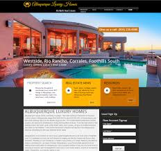 9 best images of real estate website design luxury real estate