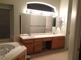 master bathroom reno before