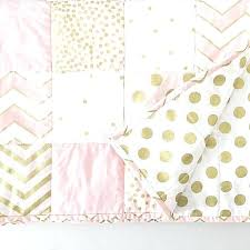 Chevron Nursery Curtains Pink And Gold Curtains Teawing Co