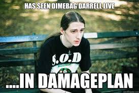 Darrell Meme - dimebag darrell universal fans united home facebook