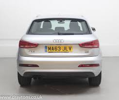 audi q3 tdi quattro se for sale from draytons london