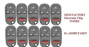 used 2000 honda accord keyless entry remotes fobs for sale