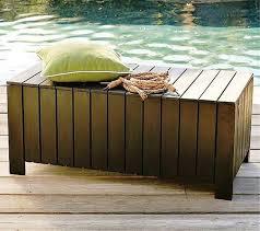Patio Storage Cabinets Best Outdoor Storage Bench Designs