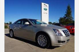 cadillac cts for sale 5000 used cadillac cts for sale in orleans la edmunds