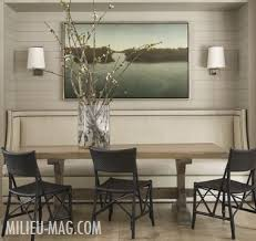 Lighting For Dining Rooms by Top 25 Best Dining Room Banquette Ideas On Pinterest Kitchen
