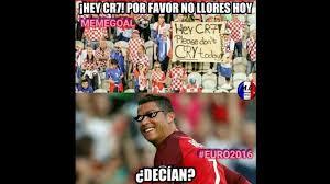 Memes De Cristiano Ronaldo - eurocopa 2016 memes de cristiano ronaldo y portugal tras avanzar a