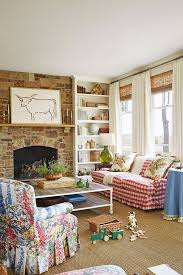 Best Living Rooms Images On Pinterest Living Spaces Family - Country family room ideas