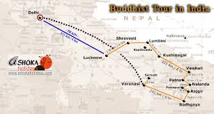 Varanasi India Map by Buddhist Tour In India Buddhist Pilgrimage Tour Buddhist Tour