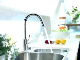 Touch Free Kitchen Faucet No Touch Faucet Just Wave Above Or Below A Free Kitchen
