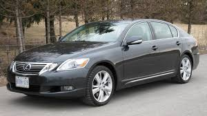 lexus gs 450h noise 2006 2011 lexus gs used vehicle review