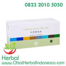 Teh Tiens jual tianshi jiang zhi tea tiens minuman teh pelangsing badan dan