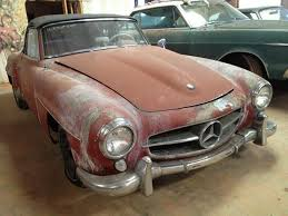 1960 mercedes for sale 1960 mercedes 190sl sold convertible for sale in duluth ga