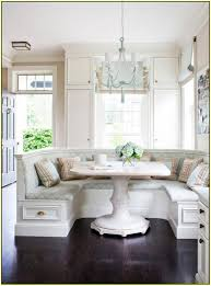 kitchen beautiful white kitchen nook set cute dining room and