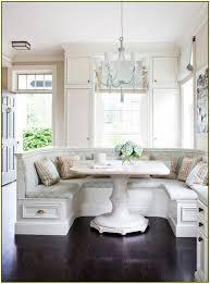 kitchen nice white kitchen nook set breakfast bench with storage