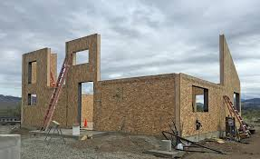 unique applications built of structural insulated panels premier