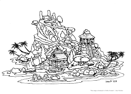 pirate coloring pages arterey info