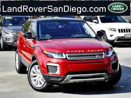 red land rover lr4 land rover san diego vehicles for sale in san diego ca 92126