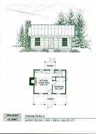 log cabins floor plans canada