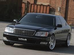 lexus sedan 2000 wald lexus ls 2000 picture 8 of 25