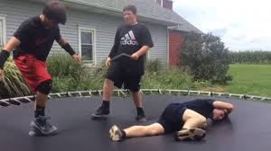 byw backyard wrestling episode 36 mike vs brandon u0026 castro vs