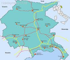 udine italy map udine italy map holidaymapq