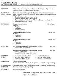 resume templates microsoft word document 30 resume templates for mac free word documents download template