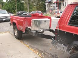 homemade truck bed truck bed trailers page 2 ih8mud forum