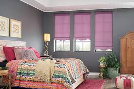 Roll Down Window Shades Custom Roller Shades Bali Blinds And Shades