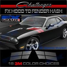 Dodge Challenger 2008 - dealer quality aftermarket dodge challenger fender hood hash