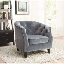 Blue Velvet Accent Chair Dusty Blue Velvet Accent Chair U2014 Coco Furniture Gallery Furnishing