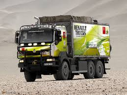 renault kerax renault kerax 6x6 dakar rally service truck 2001 u201313 wallpapers