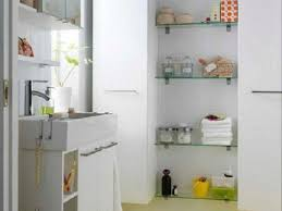 Storage Idea For Small Bathroom by Bathroom Shelving Ideas Basement Bathroom Ideas Diy Shiplapped