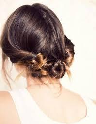 chignon mariage facile a faire idee coiffure facile a faire soi meme votre nouveau élégant