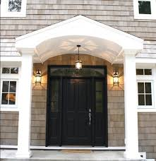 Colonial Exterior Doors Colonial Traditional Entry Grand Rapids By Heidi