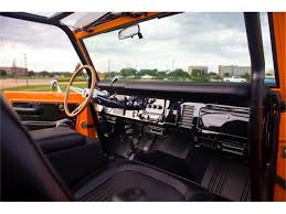 ford bronco 2017 4 door 1972 ford bronco classiccars com journal