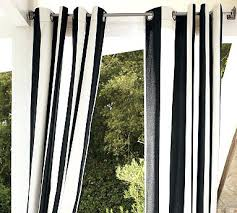 black outdoor curtains room divider curtain porch traditional with