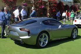 maserati concept cars maserati alfieri concept at 2014 concours d u0027elegance