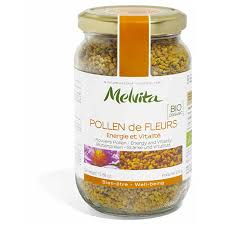 cuisine bio vitalité pollen de fleurs bio melvita