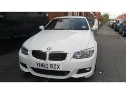 used bmw 3 series uk used 2010 bmw 3 series coupe white edition 320d m sport diesel for