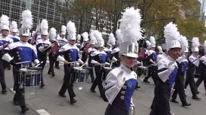 thanksgiving eagles thanksgiving day parade nyc 2016 grain valley marching eagles mb