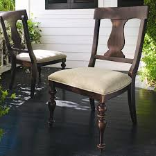 Paula Deen Chairs Paula U0027s Dining Side Chair With Upholstered Seat By Paula Deen By