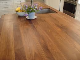 Laminate Flooring As Countertop Mine Is Finished With Osmo Polyx Oil Only Because My Woodworker