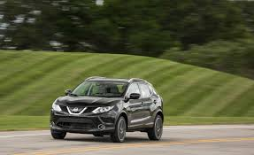 green nissan rogue 2016 2017 nissan rogue sport in depth model review car and driver