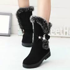 womens warm boots australia aliexpress com buy brand warm boots australia fur plush