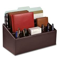 Leather Desk Organizers Diy Desk Organizer To Keep Your Workspace Organized Desk Drawer
