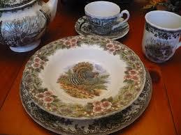 kitchen dinnerware thanksgiving plates dinnerware thanksgiving