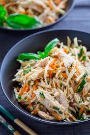 sesame chicken celery root salad healthy seasonal recipes